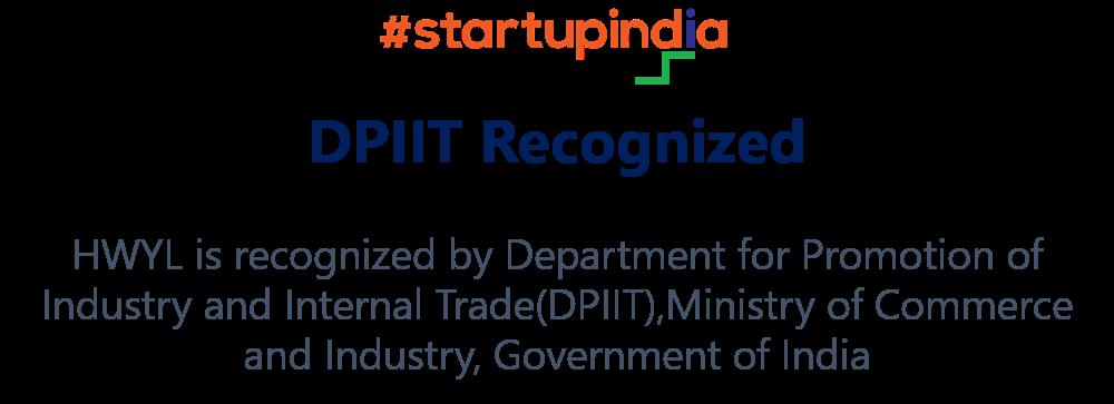 DPIIT Recognized